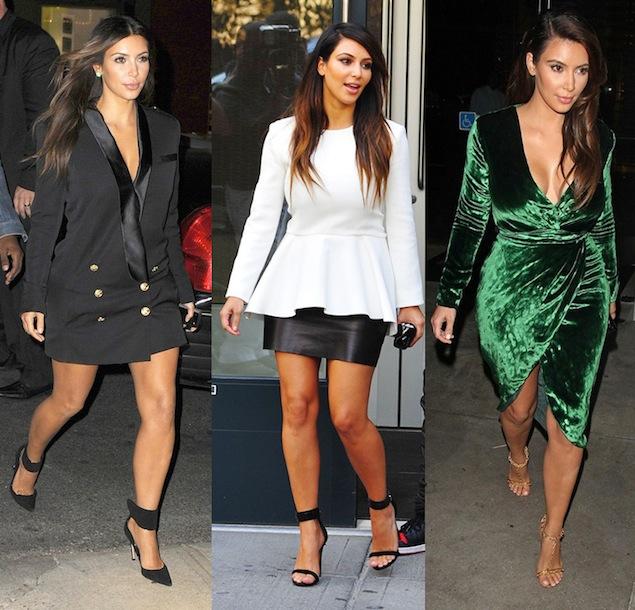 Kim Kardashian Best Looks 2012 Upscalehype 1 Moda M Sica Cultura